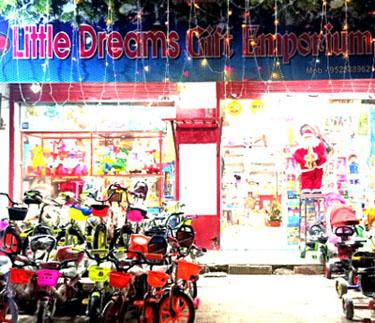 General Store in Haridwar Road, Rishikesh, Dehradun, Uttarakhand, India
