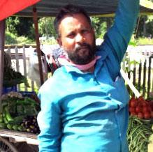 Vegetables in Malviya Nagar, Rishikesh, Dehradun, Uttarakhand, India