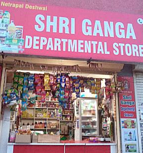 Grocery in Barrage Road, Rishikesh, Dehradun, Uttarakhand, India