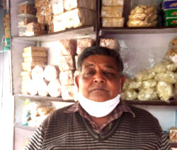 Grocery in Kshetra Road, Rishikesh, Dehradun, Uttarakhand, India