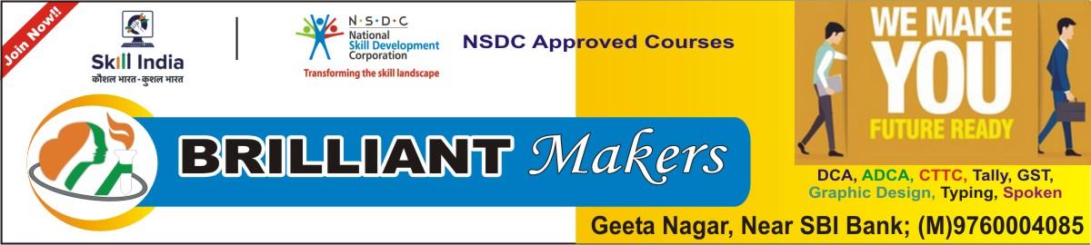 brilliant makers computer institute in rishikesh