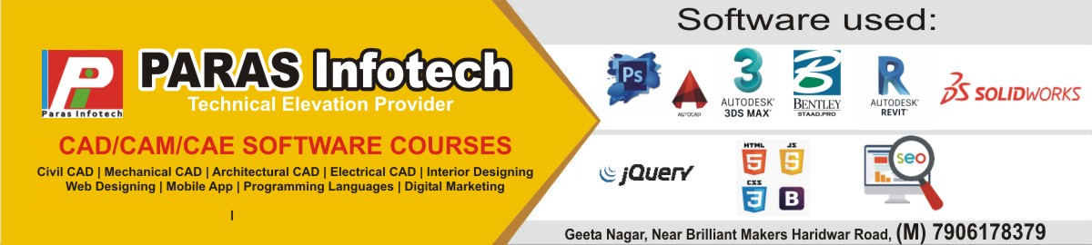 paras infotech computer institute in rishikesh